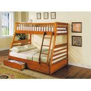 Donco Kids Full Over Full Bunk Bed Walmartcom - Donco bunk beds