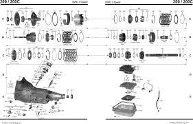 4l60e transmission rebuild manual gm transmission illustration transmission part by bulk part