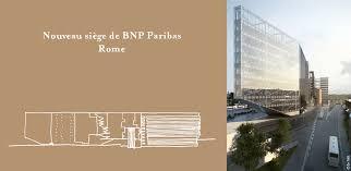 bnp paribas siege bnp paribas headquarters rome edizione 2014 en