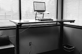 jarvis sit stand desk jarvis standing desk tools and toys