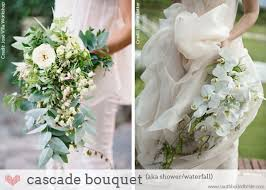 Cascade Bouquet A Southbound Guide To Bouquet Types