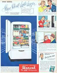 servel appliances advertisement gallery