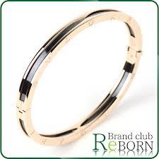 black gold bangle bracelet images Brand club reborn rakuten global market bulgari bvlgari b jpg
