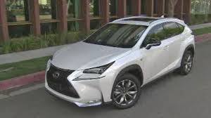 lexus of santa monica jobs new lexus suv is smaller more fuel efficient abc7 com
