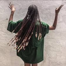 Hair Extensions Using Beads by Braids With Beads Inspiration Essence Com