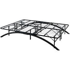 Platform Bed Twin Black Premier Ellipse Arch Platform Bed Frame Black Multiple Sizes