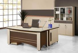 Modern Office Table With Glass Top Furniture Home Office Office Furniture Computer Furniture For