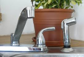 kitchen sink faucet sprayer how to fix or replace a custom kitchen sink sprayer home design