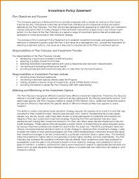 Sample Investment Agreement Investment Cover Letter