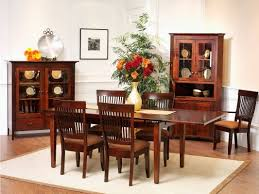 Shaker Dining Room Furniture Monmouth Shaker Refectory Table Countryside Amish Furniture