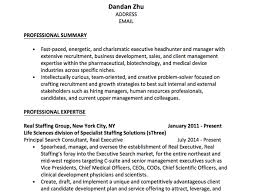 A Good Example Of A Resume by What Is A Good Example Of A Strong Professional Objective On A