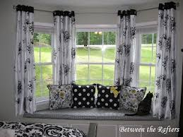 bay window curtain rods for sale bay window curtain rods