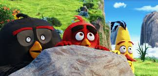 physics hollywood shrank angry birds leading