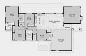 Rambler Open Floor Plans Single Floor Feet Home Design House Plans Building Plans Online