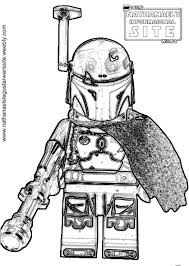 boba fett coloring pages syougit