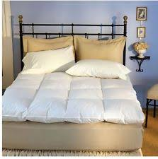 pacific coast mattress pads and feather beds ebay