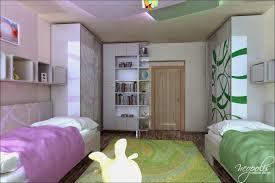 Original Childrens Bedroom Design Showcasing Vibrant Colors - Children bedroom design
