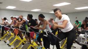 spinning cycling house hip hop spin class with ktx youtube