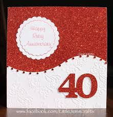 40th wedding anniversary gift the 25 best 40th anniversary gifts ideas on 40th