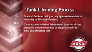 lexus sc300 gas tank fuel tank cleaning to avoid debris contamination youtube