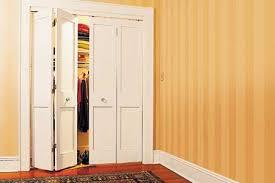 Replace Bifold Closet Doors With Sliding How To Install Bifold Doors Sliding Door Doors And Content