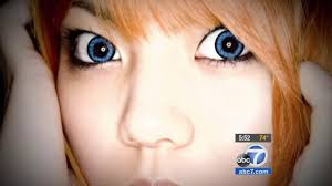 halloween contact lense halloween contact lenses makeup could lead to infection abc7 com