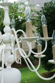 Cheap Fake Chandeliers Best 25 Spray Painted Chandelier Ideas On Pinterest Paint
