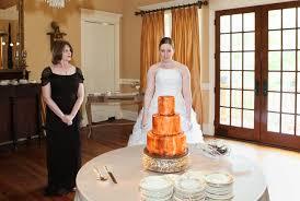 wedding cake disasters nc triangle weddings matt and megan s cake story and more