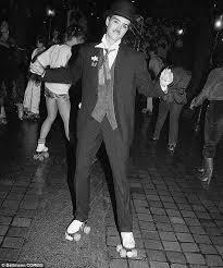 Disco Dancer Halloween Costume Hollywood Halloweens Twitter Selfie Vintage Photos