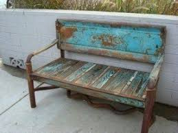Old Park Benches Metal Park Benches Foter