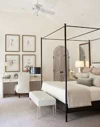Iron Canopy Bed Best 25 Iron Canopy Bed Ideas On Pinterest Curtains