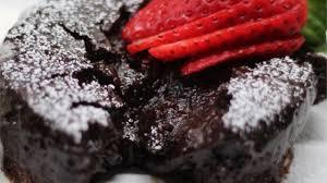 chef john u0027s chocolate lava cake recipe allrecipes com