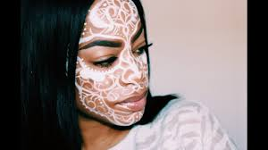 lace skull beginner friendly halloween makeup tutorial the