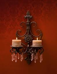 Tuscan Candle Wall Sconces 387 Best Candle Sconces Images On Pinterest Candle Sconces Wall