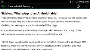 whatsapp apk tablet tablet for whatsapp guide apk free entertainment app