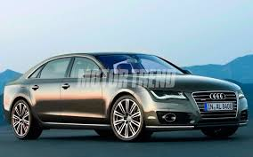generation audi a6 audi a6 lighter and longer intel about generation