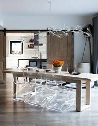 chaises s jour pourquoi choisir la chaise design transparente