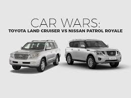 land cruiser car car wars toyota land cruiser vs nissan patrol royale toyota blog