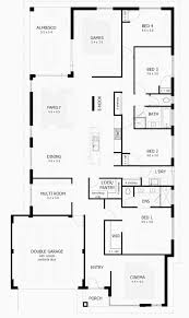 5 bedroom country house plans 5 bedroom single story house plans australia room image and