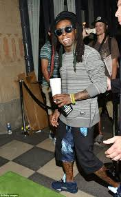 Cast Of Seeking Sizzurp Lil Wayne Guzzled 3 Bottles Of Cough Syrup Before Suffering Two