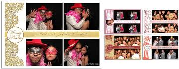 a custom template for your wedding photo booth rental windsor