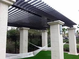 wood arbor 1 5 x 1 5 aluminum tube trellis panels barfield