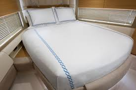 forward mattress with custom bedding and embroidery handcraft