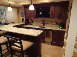 Basement Kitchen And Bar Ideas Basement Bar Ideas For Colorado Homes