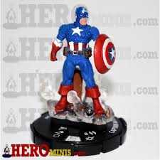 captain america marvel hammer of thor heroclix 040