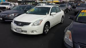 nissan altima z5s used 2011 nissan altima 2 5 s 4dr sedan in lodi ca california motors