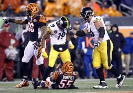 The History Guy The Second by Juju Smith Schuster Suspended One Game For Vontaze Burfict Hit