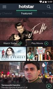 hotstar download for free live tv movies and sports app apk on
