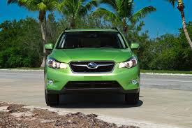 green subaru 2014 subaru xv crosstrek hybrid review digital trends