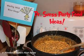 dr seuss birthday party ideas dr seuss party food recipes must